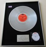 RUBETTES - WEAR IT'S 'AT PLATINUM LP Presentation Disc